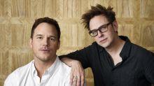 James Gunn comes to Chris Pratt's defence over Kevin Smith 'prayers' backlash