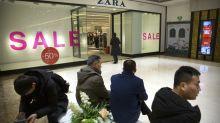 China rebukes Zara, Delta for calling Taiwan 'country'