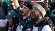 Being a Vikings fan in Philly doesn't look fun