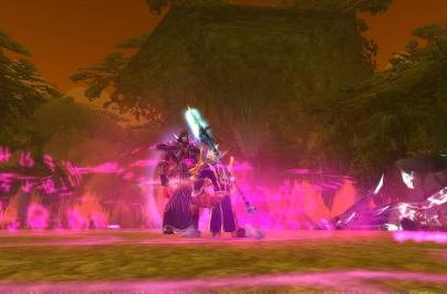 Around Azeroth: Me and Medivh
