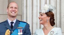 Süße Panne: Herzogin Kate schmunzelt über ihren ungeschickten Schwiegervater Charles
