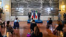 """Di Maio: """"Italia oggi si rialza anche grazie ad amici come la Francia"""""""