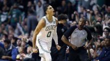 Boston's juggernaut defense rallies Celtics to win over Charlotte Hornets