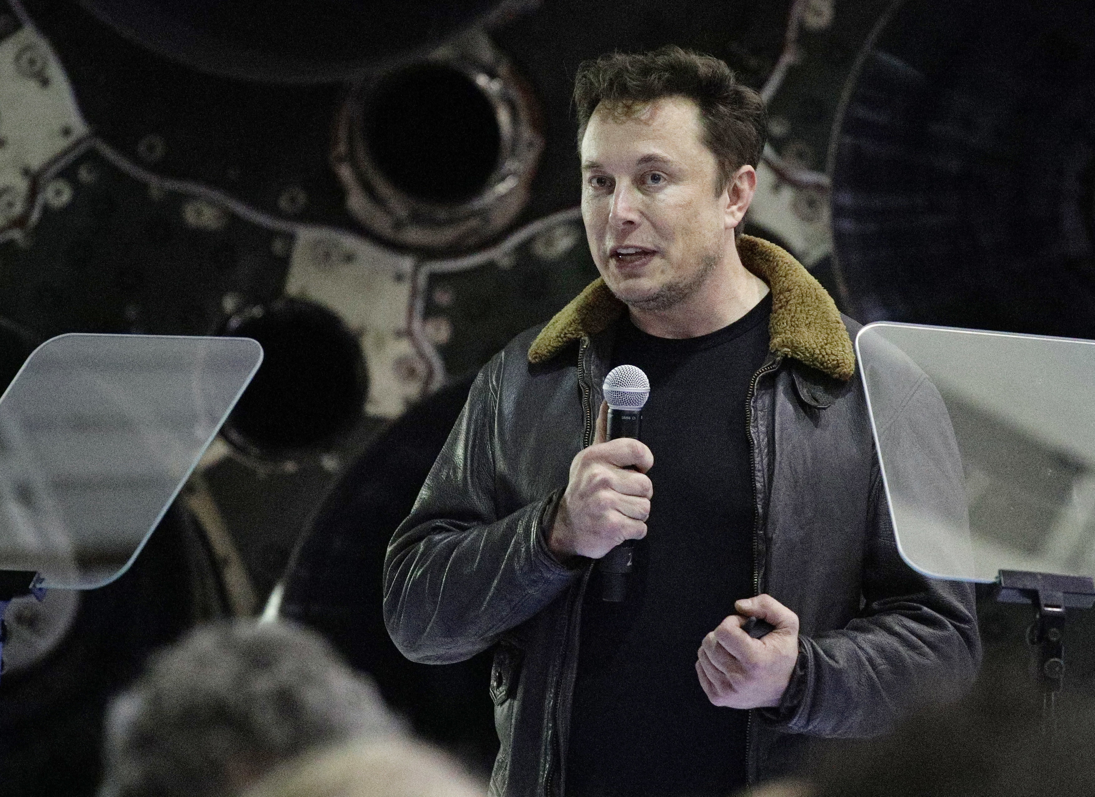 The obscure insurance that protects companies from Elon Musk-style tweets