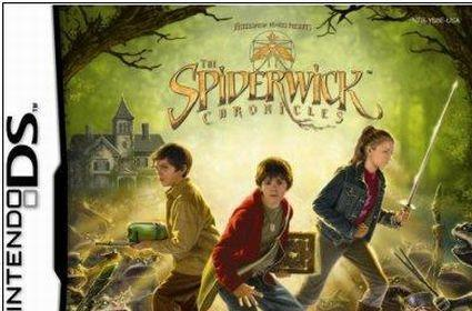 DS Fanboy Review: The Spiderwick Chronicles