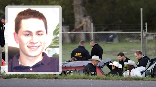 Texas bombing suspect dead, identified