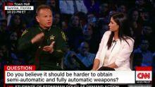 Florida Sheriff Rebukes NRA Spokeswoman Who Claims She's 'Fighting' For Shooting Survivors