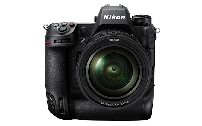 Nikon's full-frame Z9 with 8K video capability will arrive later this year