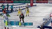 Biathlon - Replay : Biathlon Coupe du Monde, Relais Hommes Oslo