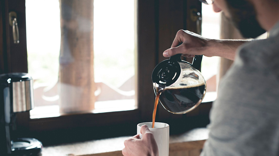Here's why you don't need to DRINK that morning coffee