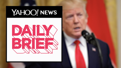 Yahoo News Daily Brief for July 18