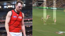 'Real concern': Goddard's defensive effort slammed by AFL great