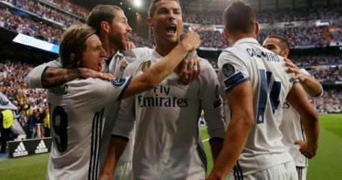 Foot - C1 - Cristiano Ronaldo assomme l'Atlético et rapproche le Real de la finale