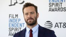 Armie Hammer calls out Marvel chairman for supporting Trump
