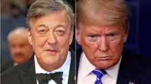 Stephen Fry Reveals How Trump Exploited Systemic Racism To Enrich Himself
