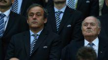 Foot - Justice - Sepp Blatter a assisté à l'audition de Michel Platini devant la justice suisse
