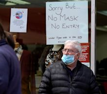 Boris Johnson orders police to enforce face mask laws