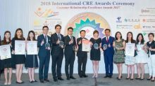 Hang Lung Wins Eight Honors at International Customer Relationship Excellence Awards