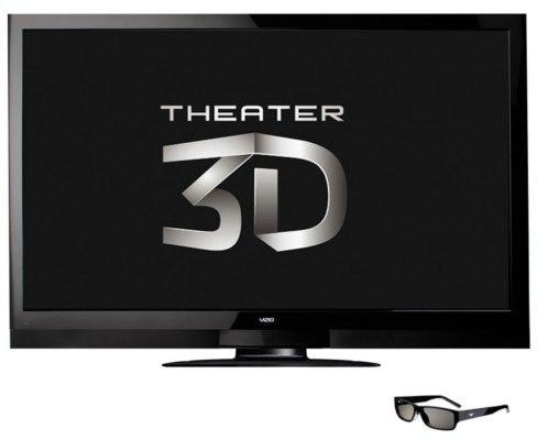 Vizio extends its LCD HDTV sales lead; new 3D, VIA Plus and ultrawidescreen TVs are on the way