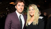 Meghan Trainor welcomes 1st child, shares photos and reveals name