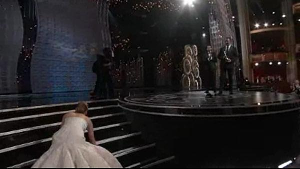 Jennifer Lawrence wins best actress