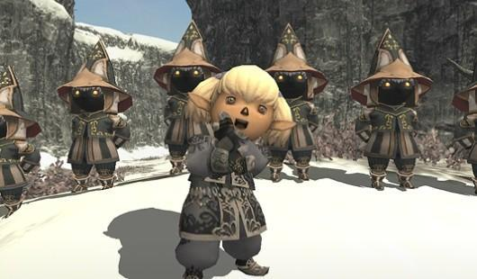 Final Fantasy XI to merge PlayOnline accounts with Square-Enix accounts