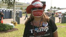 Resuena entre hispanos de Florida el discurso anticomunista de Trump que puede reelegirlo