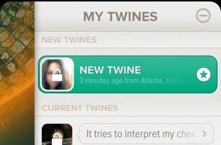 Twine uses your interests to match you with singles