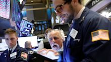 Dow higher, capping off another record-setting week