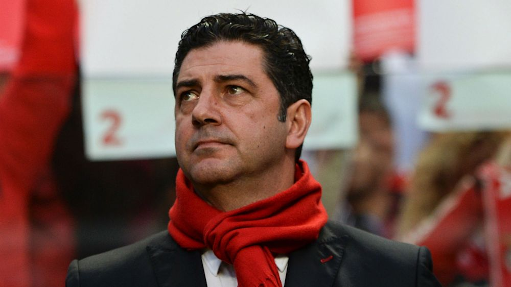 Rui Vitoria extends Benfica stay until 2020