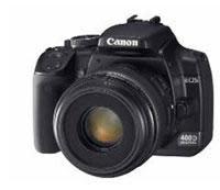 Canon's 400D 10.1 megapixel DSLR