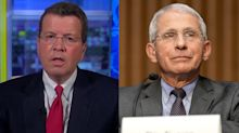 Fox News host Neil Cavuto accuses the right of vilifying Dr. Fauci like 'he was Lex Luthor'