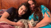 'Sit down, I have some news': Family's startling phone call three years after their pet vanished