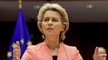 Von der Leyen vows to transform European tech startups into 'giants'