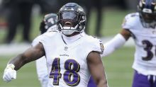 Ravens who could change jersey numbers under proposed rule