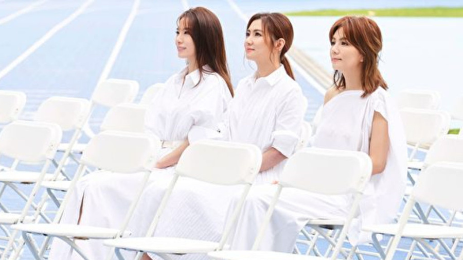 S.H.E's free tickets to anniversary concert are all gone