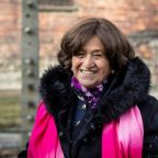 Born in Auschwitz, survivor says stories of atrocity must be told