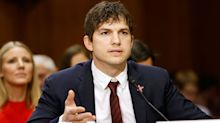 Ashton Kutcher: We're getting close to the point where acting can be automated
