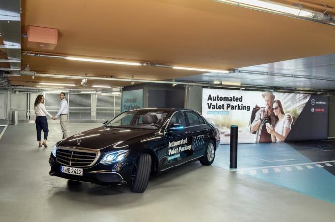 Bosch / Daimler