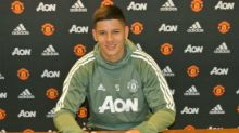Premier League: Manchester United defender Marcos Rojo signs contract extension until 2021