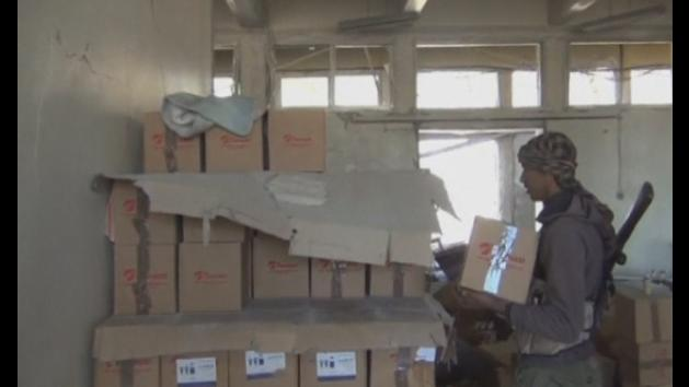 Free Syrian Army takes control of drug factory