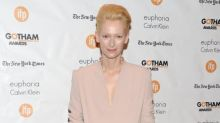Tilda Swinton in Talks to Join Benedict Cumberbatch in Marvel's 'Doctor Strange'
