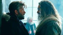 """Exklusiver Clip aus """"Justice League"""": Batman trifft auf einen sehr unfreundlichen Aquaman"""