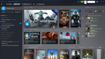 Steam receberá reestruturação visual completa