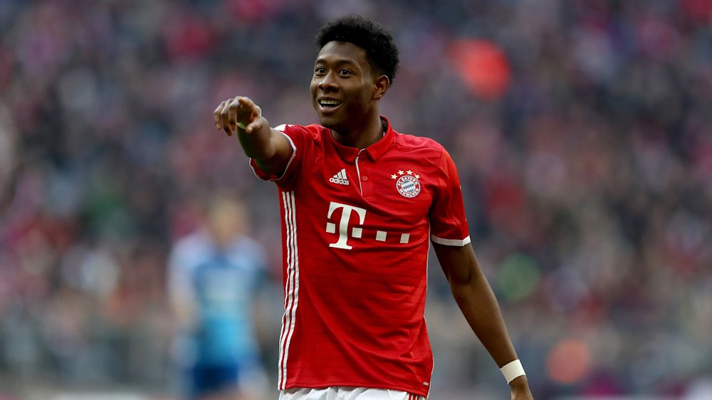 "Bayern Munich, Alaba : ""Nous pensons déjà au match face au Real Madrid"