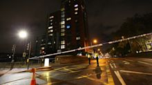 Toddler in critical condition in hospital after falling from block of flats in east London