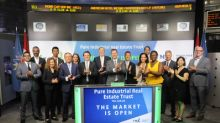 Pure Industrial Real Estate Trust Opens the Market