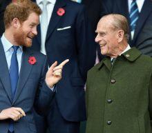 Prince Harry will return to UK for Duke of Edinburgh's funeral – but not Meghan