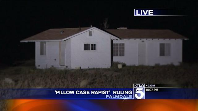 Serial `Pillowcase Rapist` Could Be Released to Palmdale Area