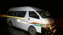 Gunmen in South Africa ambush taxi drivers; 11 killed
